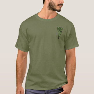 18th Airborne Corps Recondo patch shirt