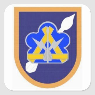 18TH AVIATION BDE Flash DUI Stickers