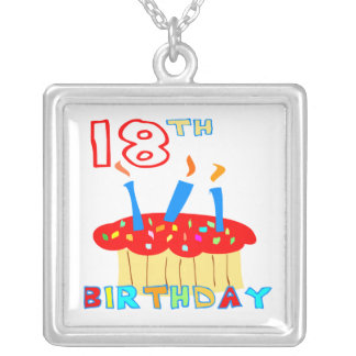 18th Birthday Necklace