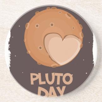 18th February - Pluto Day - Appreciation Day Coaster