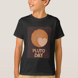 18th February - Pluto Day - Appreciation Day T-Shirt