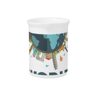 18th January - World Religion Day Beverage Pitchers