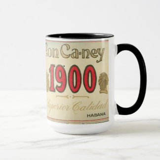 1900 Art Deco Design Mug
