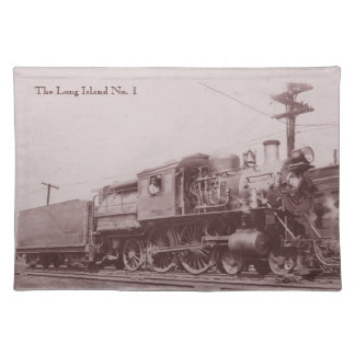 1900 Baldwin Locomotive Placemat
