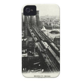 1900 Brooklyn Bridge iPhone 4 Case-Mate Case