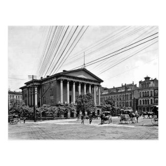 1900 Courthouse Nashville Tennessee Postcard