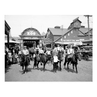 1904 Coney Island NY Postcard