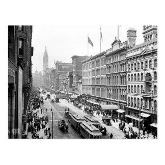 1904 Market St. Philadelphia Pa.Postcard Postcard