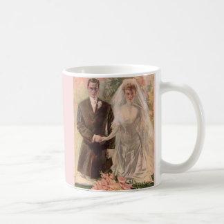 1906 Edwardian wedding Coffee Mug