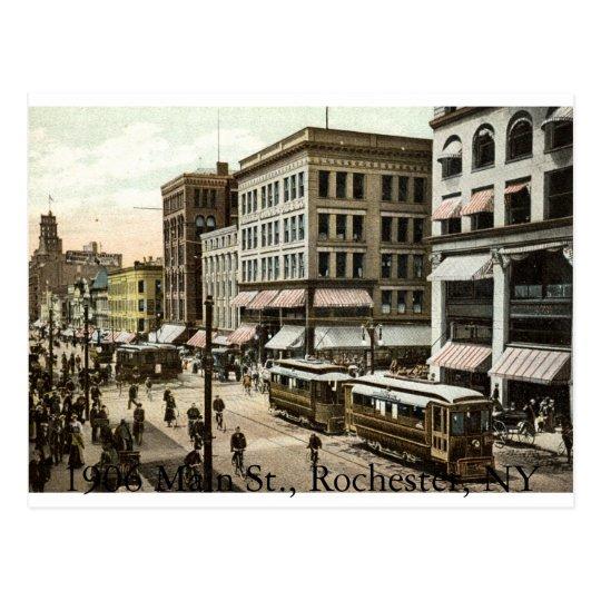 1906 Main St., Rochester, NY Postcard