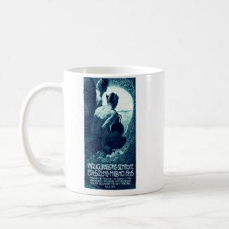 1906 Milan Exposition Poster Coffee Mug