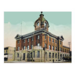 1907 Post Office Sault Ste Marie, Ont. Postcards