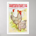 1909 California State Fair Poster