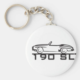 190SL_BLK KEY RING