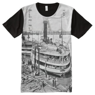 1910 - Frank R Kirby in Toledo OH All-Over Print T-Shirt