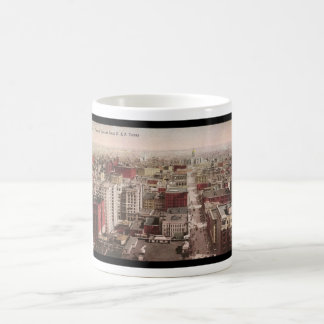 1910's View of Denver, CO from The D & F Tower Mugs