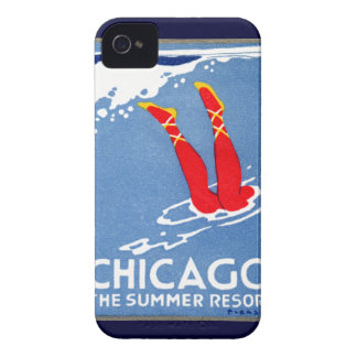 1912 Chicago, The Summer Resort iPhone 4 Covers