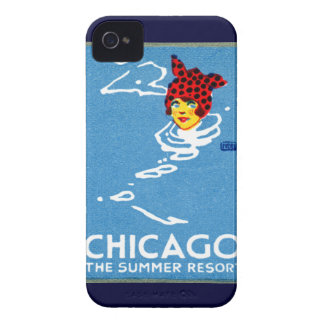 1912 Chicago, The Summer Resort Case-Mate iPhone 4 Cases
