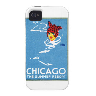 1912 Chicago, The Summer Resort iPhone 4/4S Cases