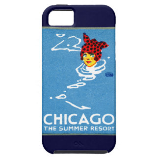 1912 Chicago, The Summer Resort iPhone 5 Covers