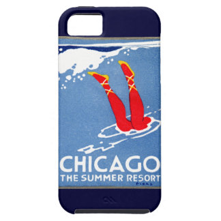 1912 Chicago, The Summer Resort Tough iPhone 5 Case