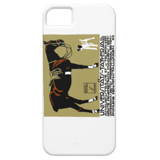 1912 Ludwig Hohlwein Horse Riding Poster Art iPhone 5 Covers