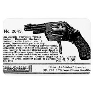 1913 Dutch Revolver Magnet