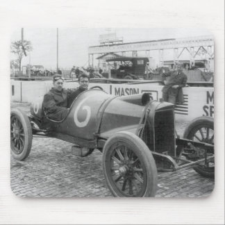 1913 Race Car Mouse Pad