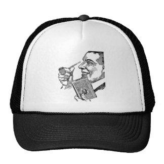 1913 Tuxedo Tobacco Missouri Meerschaum Ad Mesh Hats
