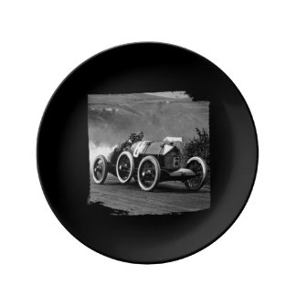 1914 GRAND PRIX de FRANCE Plate