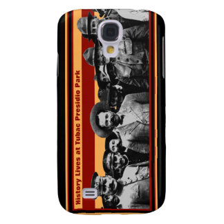 1914 Obregon, Villa, Pershing, Pon 3 cas Samsung Galaxy S4 Covers