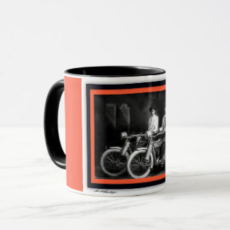 1914 - William Harley and Arthur Davidson Mug