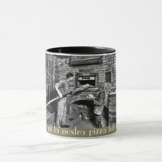 1917 - Give Us This Day Our Daily Pizza Mug
