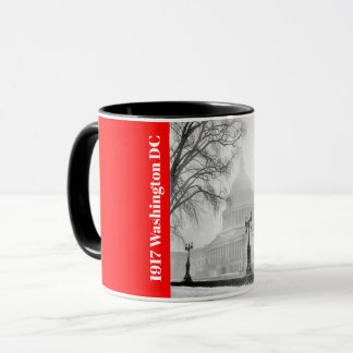 1917 Washington DC Winter Mug