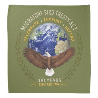 1918 Migratory Bird Treaty Act - 100 Years Old Bandana