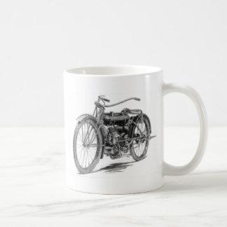 1918 Vintage Motorcycle Coffee Mug