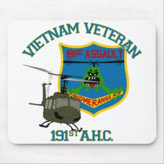 191st AHC (Vietnam Ver2) Mouse Pad
