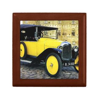 1920 Citroen Type A Trinket Boxes