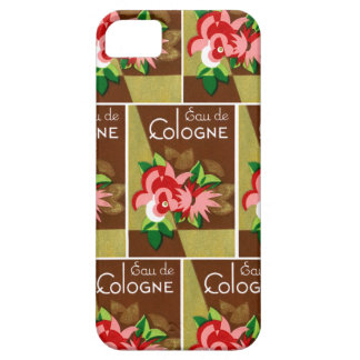 1920 Eau de Cologne perfume iPhone 5 Covers