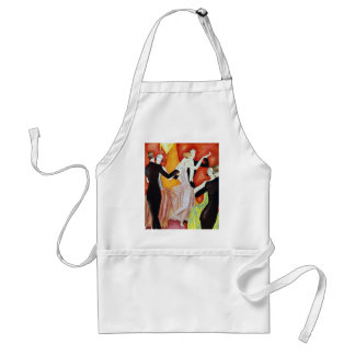 1920 s Dancing Couples Aprons
