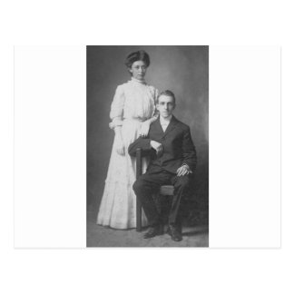 1920 s Wedding Picture Post Card