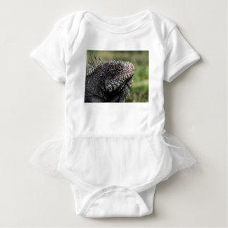 1920px-Iguanidae_head_from_Venezuela Baby Bodysuit