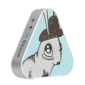 1920s Bunny Polka Dot Speaker