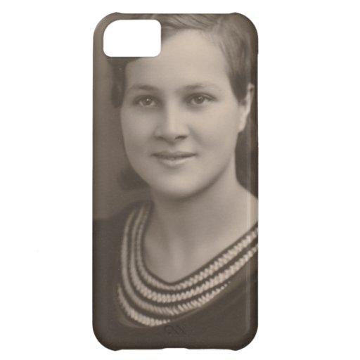 1920s iPhone 5C cover