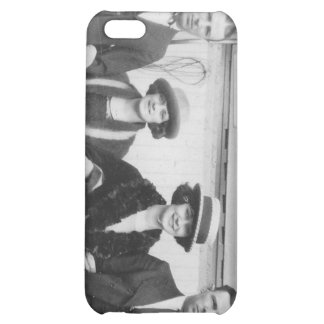 1920's Couples Night Out iPhone 5C Covers