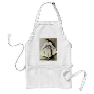 1920s Fashion Standard Apron