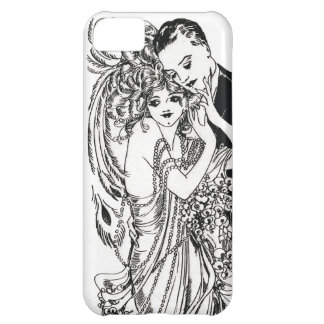 1920s Flapper Beauty iPhone Case iPhone 5C Cover