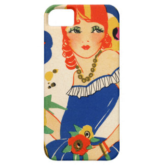 1920's Flapper Case For The iPhone 5