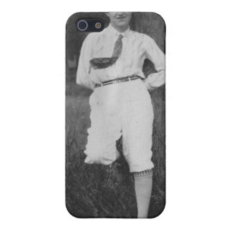 1920's Girl by Tree iPhone 5 Cover