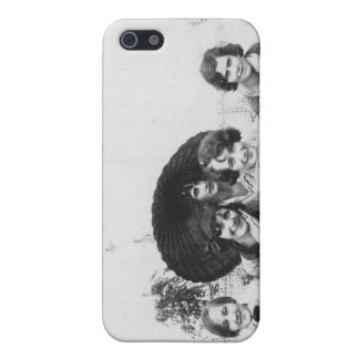 1920's Girl Talk iPhone 5 Cover